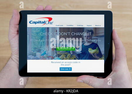 Capital One Access Code