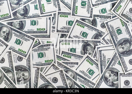 Fake money background - Stock Photo