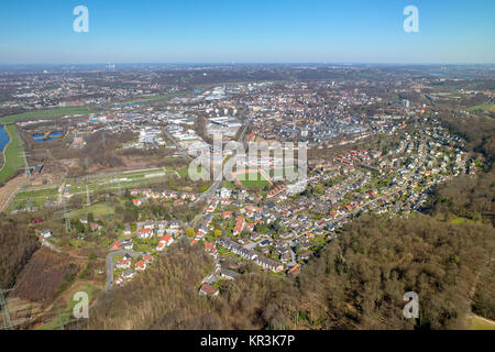 Hattingen Southern city, Hattingen, Ruhr, Nordrhein-Westfalen, Germany, Hattingen, Ruhr, Nordrhein-Westfalen, Germany, - Stock Photo