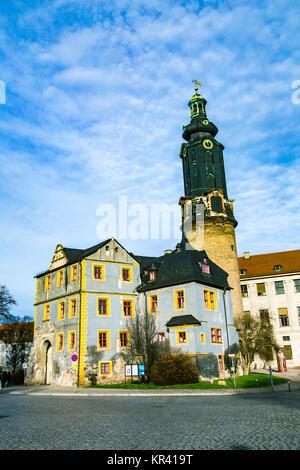 weimar,city castle - Stock Photo