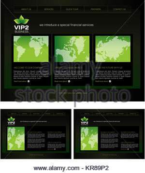Website template easy to use in adobe photoshop flash or stock website template easy to use in adobe flah or illustrator to export it as a pronofoot35fo Gallery