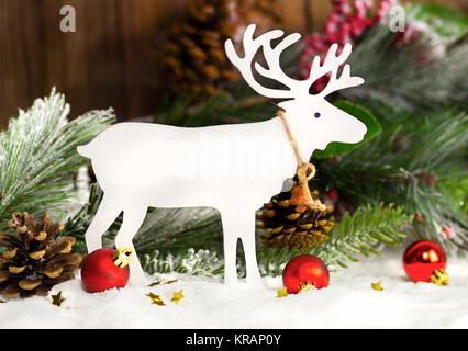 Christmas background - Stock Photo