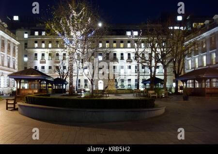 St Bartholomew's Hospital, London - Stock Photo