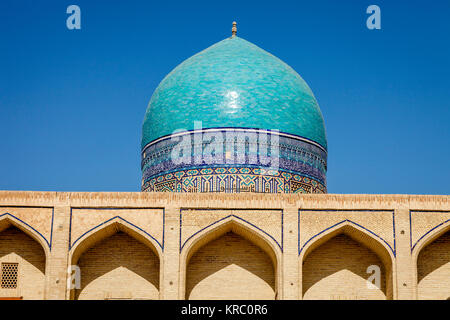 The Memorial Complex Of Chor Bakr, Bukhara, Uzbekistan - Stock Photo