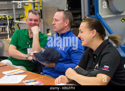 Photo Date:11-15-2013 Subject:EXP42 Crew (Soyuz 40)Emergency Training Location:B9NW ISS Mockups Photographer:David - Stock Photo