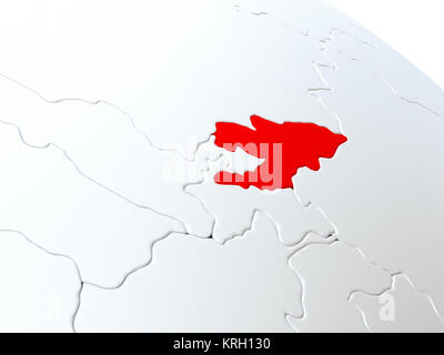 Kyrgyzstan on world map stock photo 169383965 alamy kyrgyzstan flag map kyrgyzstan on globe stock photo gumiabroncs Image collections