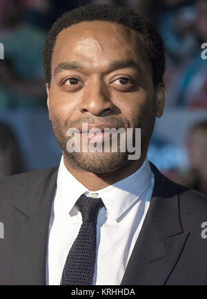 """Actor Chiwetel Ejiofor attends the world premiere for 'The Martian"""" on day two of the Toronto International Film - Stock Photo"""
