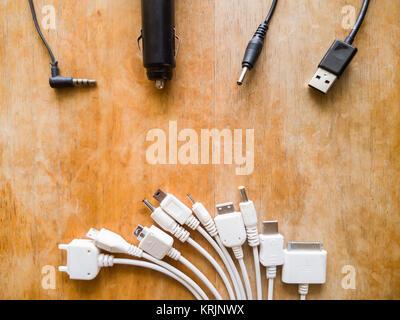 Connectors - Stock Photo