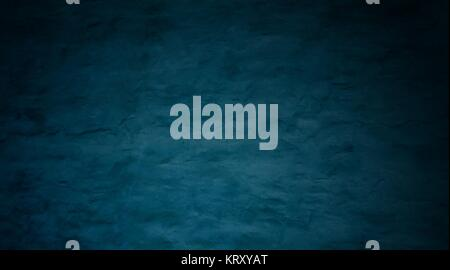 uneven surface with blue color as a background - Stock Photo
