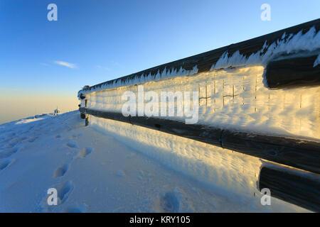 Mountain landscape Italy - Stock Photo