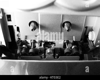 classic cassette player - Stock Photo