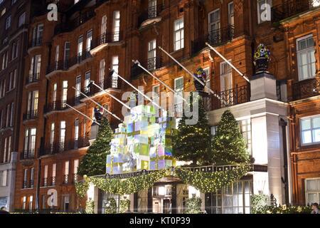 London west end, Mayfair, - Stock Photo