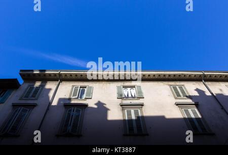 Old facade - Stock Photo