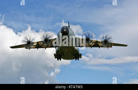 Airbus defence and space A400m Atlas - Stock Photo