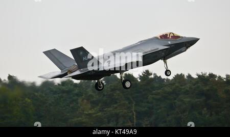 Lockheed Martin F-35 Lightning II - Stock Photo