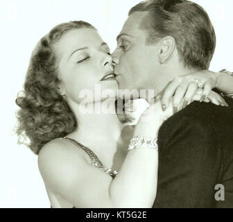 Ann SHERIDAN-James CAGNEY-Angels Dirty Faces-PHOTO2 - Stock Photo