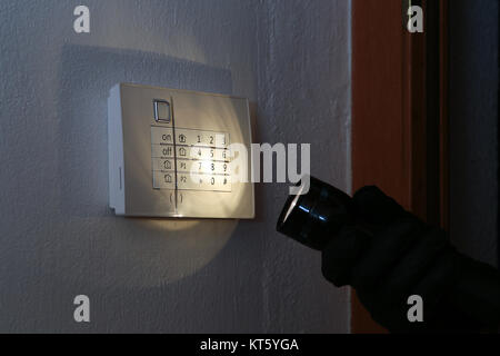 alarm,security systems - Stock Photo