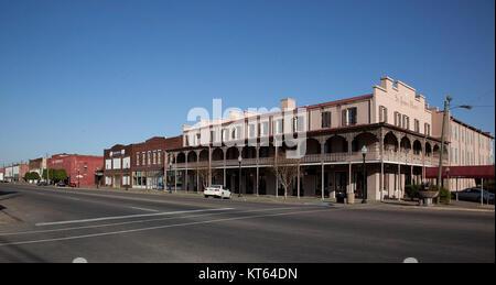 St. James Hotel, Selma, Alabama Highsmith - Stock Photo