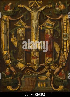 Arma Christi Rijksmuseum SK-C-508 - Stock Photo