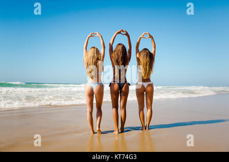 In love with Summer - Stock Photo