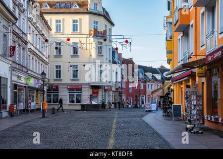 berlin spandau altstadt old town stock photo 27676838 alamy. Black Bedroom Furniture Sets. Home Design Ideas