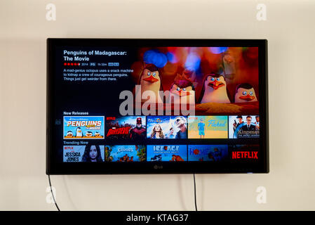 how to get netflix on lg tv