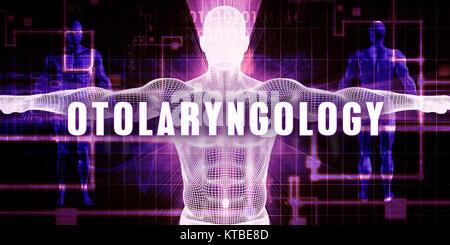 Otolaryngology - Stock Photo