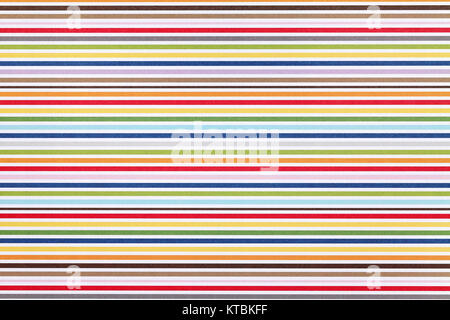 Close up of stripe pattern background - Stock Photo