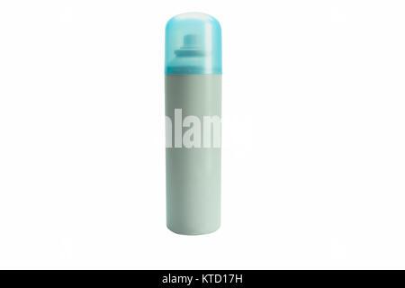 Bottle spray isolated on white background - Stock Photo