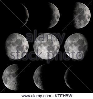 half moon  3d render stock photo 115627242  alamy