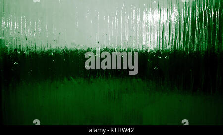 Digital art: reflection astract - Stock Photo