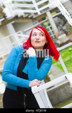 Feminine - Stock Photo