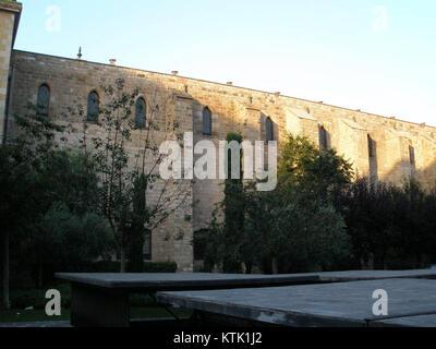 Barcelona   ex Hospital de la Santa Creu 02 - Stock Photo
