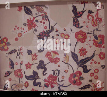 Bed Cover or Wall Hanging MET wb 54.21e - Stock Photo