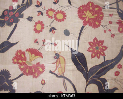 Bed Cover or Wall Hanging MET wb 54.21g - Stock Photo