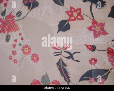 Bed Cover or Wall Hanging MET wb 54.21h - Stock Photo