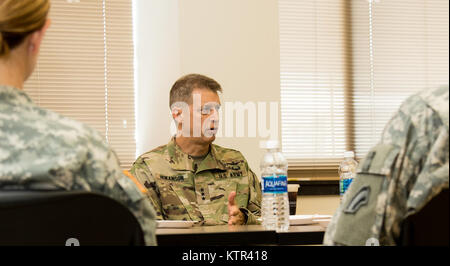 Lt. Gen. Daniel R. Hokanson, the deputy commander, U.S. Northern Command, and vice commander, U.S. Element, North - Stock Photo