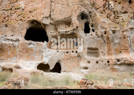 Bandelier National Monument - Stock Photo