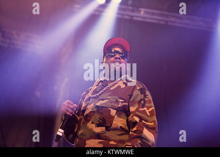 The American rapper, musician, record producer Antwan André Patton is better known by his stage name Big Boi and - Stock Photo