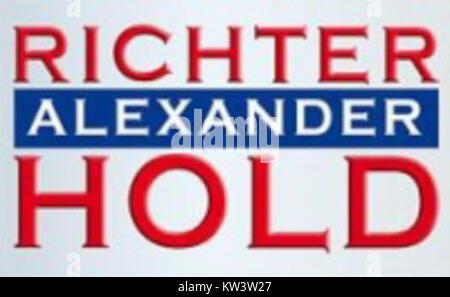 Richter Alexander Hold - Stock Photo
