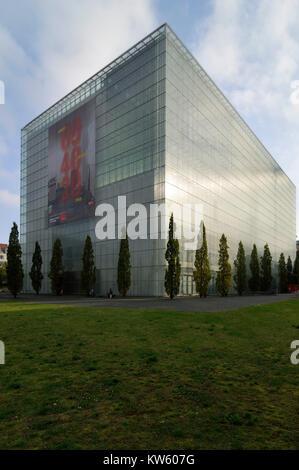 Leipzig picture museum, Leipzig Bildermuseum - Stock Photo