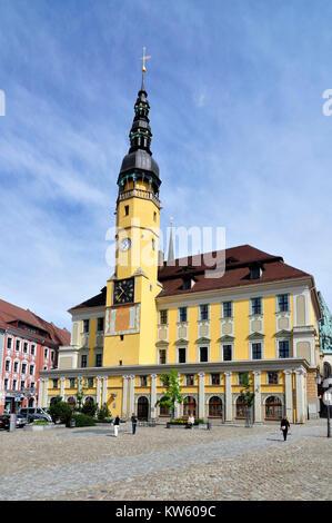 City hall Bautzen,  , Rathaus Bautzen - Stock Photo