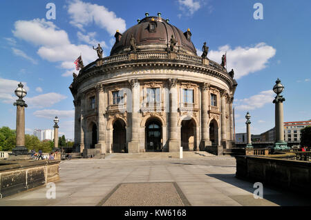 Bode museum on the museum island,  , Bode Museum auf der Museumsinsel - Stock Photo