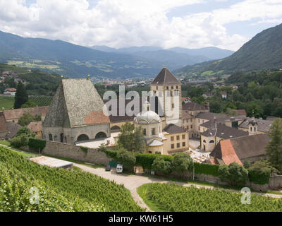 New pencil in South Tirol, Neustift in Suedtirol - Stock Photo