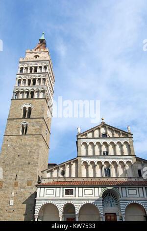 Italien, Toskana, Pistoia, Cattedrale di San Zeno - Stock Photo