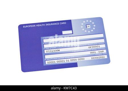 EHIC European Health Insurance Card travel insurance and ...