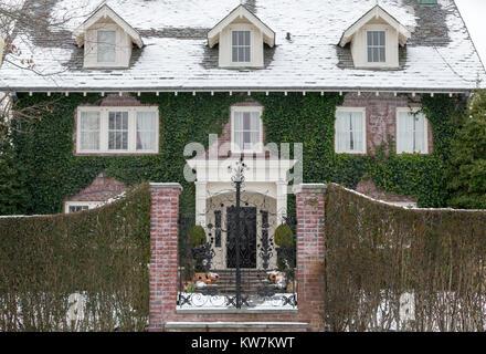 southampton home - Stock Photo