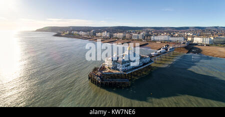 Eastbourne Pier - Stock Photo