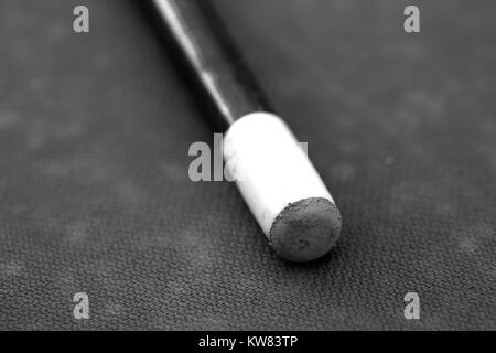 Close up billiard sticks - Stock Photo