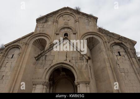 Oshki Church was built by Bagrat and Davit, the sons of Georgian King Adernesi III. - Stock Photo